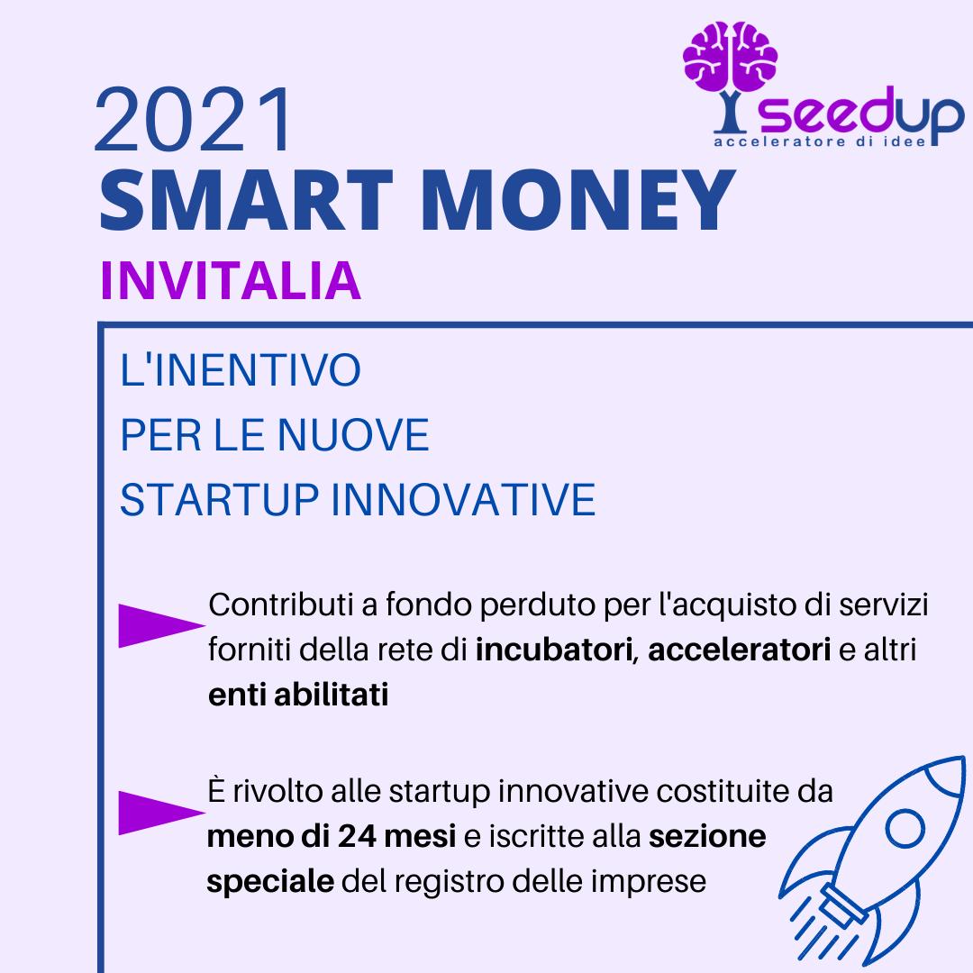 Smart Money Invitalia SeedUp